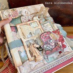 Sara Alcobendas -  Málaga @ Manualidades Art Color