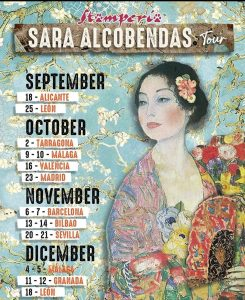 Sara Alcobendas -  Valencia @ Está en tus Manos