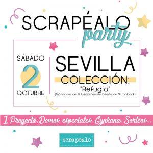 "Scrapealo Party - Sevilla @ Restaurante ""la Búfala"""