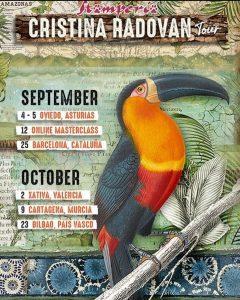 Cristina Radovan - Oviedo (Asturias) @ In Love Paper
